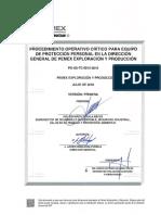 4 PO-SS-TC-0015-2016 POC EQ DE PROTECCIÓN PERSONAL EN LA DG DE PEP.pdf