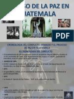 Paz en Guatemala