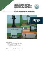 GUIAS DE LABORATORIOS HIDRAULICA I FINAL FEBRERO 2019.pdf