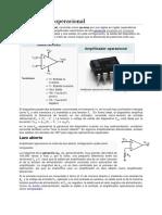 Amplificador operacional TEORIA.docx