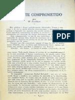 Lock - Sobre Arte Comprometido en Asir.n14 Marzo 1950