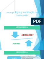 Antropología del consumidor