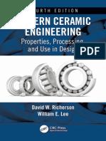 David W. Richerson, William E. Lee - Modern Ceramic .pdf