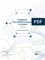 Mapping the SME Ecosystem in Oman 2018-En