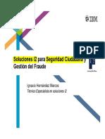 Soluciones-i2 - Seguridad Ciudadana y Gestion de Fraude