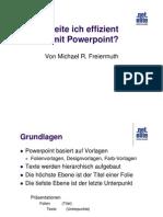 2010_Wie Arbeite Ich Effizient Mit Powerpoint_v1