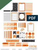 Copia de All About Orange Planner Stickers_VintageGlamStudio