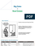 Big Data in Real Estate