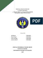 Proposal PI PT Angkasa Pura