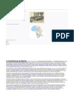 Etiópia e a ITÁLIA de MUSSOLINI