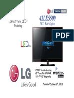 LG+42LE5500+Training+Manual