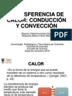 2transferencia de Calor Por Convección y Conducción (Presentación1)