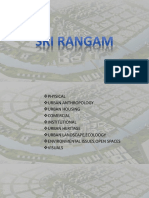 CASE STUDY ON SRIRANGAM