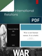 International relations War crimes