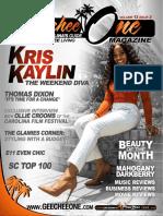 GeeChee One Magazine Volume 13 Issue 3