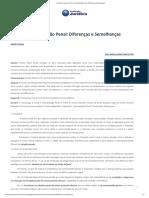4. Conteúdo Jurídico _ Crime e Contravenção Penal_ Diferenças e Semelhanças