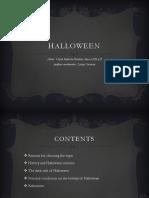 Prezentare Halloween
