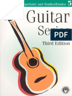Royal Conservatory of Music - Guitar Series Vol 5