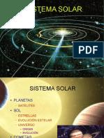 Sitema Solar