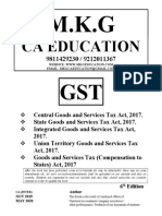Gst Book 6th Edition c