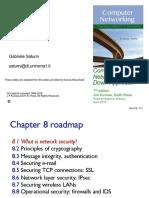 Reti di Elaboratori-Security Lezione1