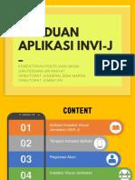Panduan Saku Aplikasi INVI-J