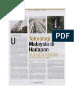 Teknologi Hijau Malaysia Di Hadapan Oleh Ariff Abd. Karim