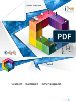 Instalacion y Programa Pseint