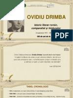 Ovidiu Drimba