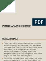 03.PEMELIHARAAN GENERATOR.ppt