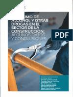 Consumo de alcohol y otras drogas en el sector de la construcción. Conclusiones