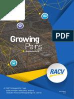 RACV Regional Growing Pains Brochure 2018