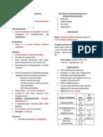 Basic Principles of Hemostasis