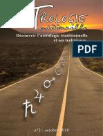 Astrologie Traditionnelle revue n°2 - Octobre2018