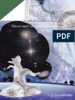 Astrologie Traditionnelle revue n°3 - janvier 2019