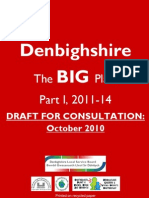 The BIG Plan - Draft for Consultation