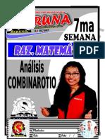 Analisis combinatorio 2
