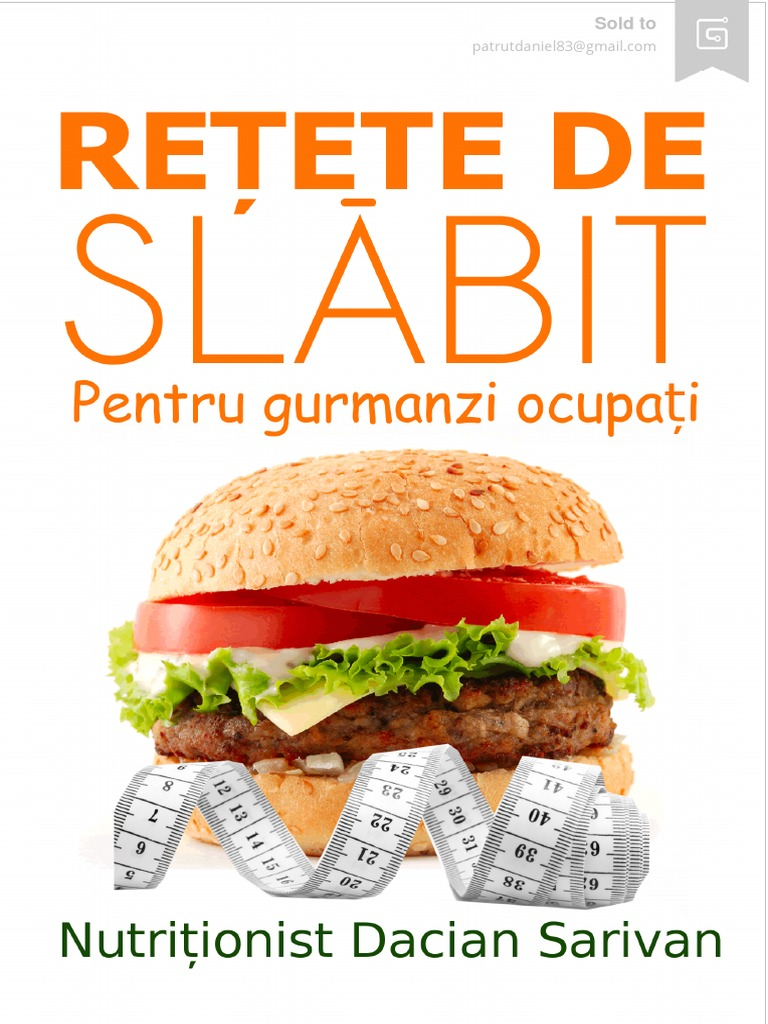 regim vegetarian de slabit