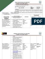 Plan de Unidad Didáctica - Emprendimiento