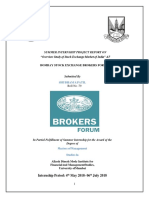 Overview Study of Indian Stock Market_BlackBook Project