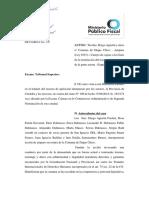 Fischer c Comuna de Dique Chico Apelacion de La Actora (1)