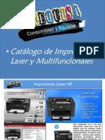 catalogo de impresoras