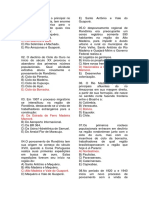 Geografia de Rondônia II - PROF. ADÃO MARCOS