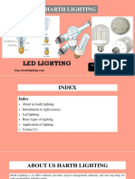 LED Lighting Upgrade Company Orange Country CA