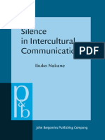 NAKANE, Ikuko - Silence in Intercultural Communication.pdf