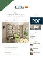 Tapetul_ Cum Il Folosesti in Amenajarea Casei - Elvila Blog
