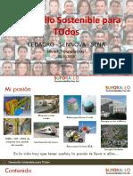 Conferencia Desarrollo Sostenible Para Todos - Cedagro SENA