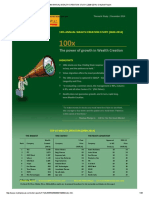 19th Annual Study (2009-2014)– Detailed Report