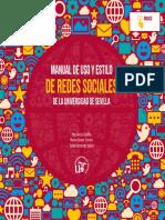 Manual de Uso y Estilo de Redes Sociales de La Universidad de Sevilla