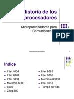 Historia de los Microprocesadores.ppt